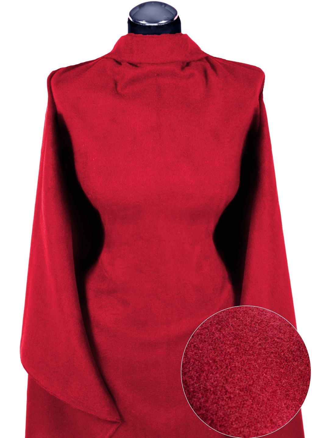 Flauš 08 červený  FL08    Galantéria PONČÍK - eshop - metrový textil ... 61f931c1f5c