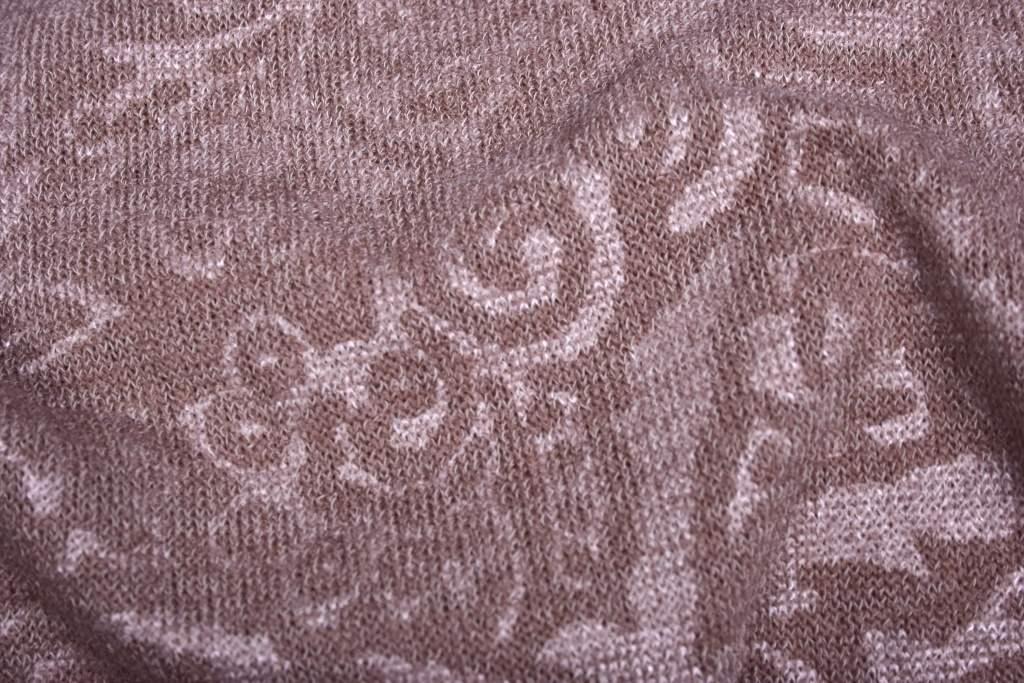 3e92e45b76ff Pleteninový úplet béžový vzor  up432    Galantéria PONČÍK - eshop ...
